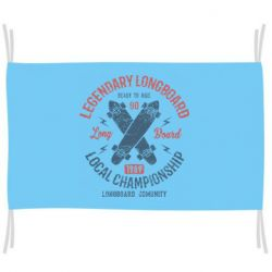 Прапор Legendary Longboard