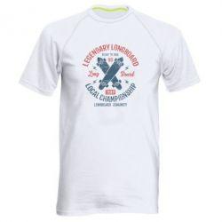 Чоловіча спортивна футболка Legendary Longboard