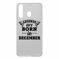 Чехол для Samsung A60 Legends are born in December