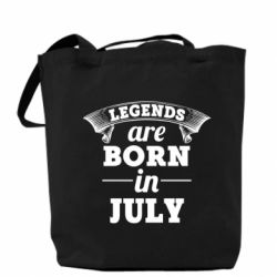 Сумка Legends are born in July