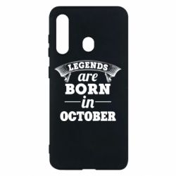 Чехол для Samsung M40 Legends are born in October