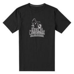 Чоловіча стрейчева футболка Legends motorcycle
