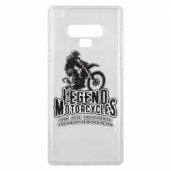 Чохол для Samsung Note 9 Legends motorcycle