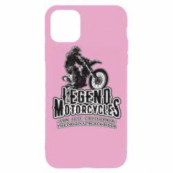 Чохол для iPhone 11 Pro Legends motorcycle