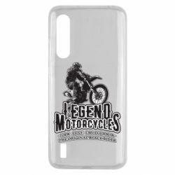 Чохол для Xiaomi Mi9 Lite Legends motorcycle