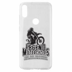 Чохол для Xiaomi Mi Play Legends motorcycle