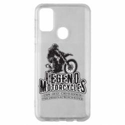 Чохол для Samsung M30s Legends motorcycle