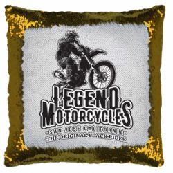 Подушка-хамелеон Legends motorcycle