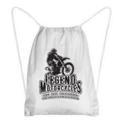 Рюкзак-мішок Legends motorcycle
