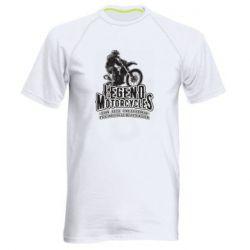 Чоловіча спортивна футболка Legends motorcycle