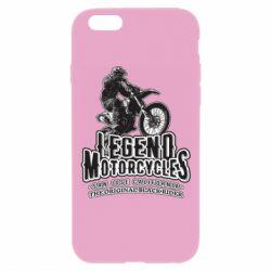 Чохол для iPhone 6 Plus/6S Plus Legends motorcycle