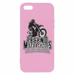 Чохол для iphone 5/5S/SE Legends motorcycle
