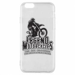 Чохол для iPhone 6/6S Legends motorcycle