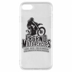 Чохол для iPhone 8 Legends motorcycle