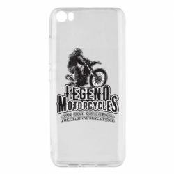 Чохол для Xiaomi Mi5/Mi5 Pro Legends motorcycle