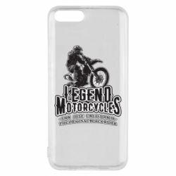 Чохол для Xiaomi Mi6 Legends motorcycle