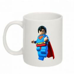 Кружка 320ml LegoSuperMan - FatLine