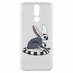 Купить Животные, Чехол для Huawei Mate 10 Lite Лемур, FatLine
