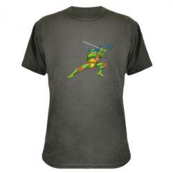 Камуфляжная футболка Leo - FatLine