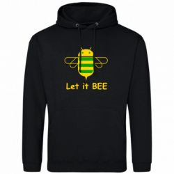 Толстовка Let it BEE Android - FatLine