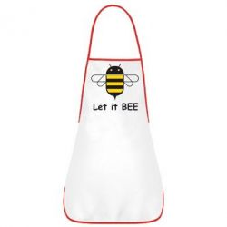 Фартук Let it BEE Android - FatLine
