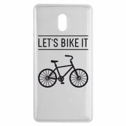 Чехол для Nokia 3 Let's Bike It - FatLine