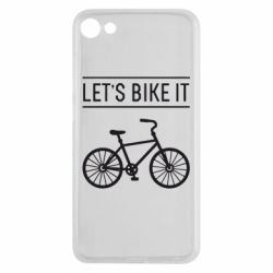 Чехол для Meizu U10 Let's Bike It - FatLine