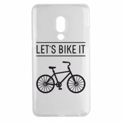Чехол для Meizu 15 Plus Let's Bike It - FatLine