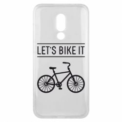 Чехол для Meizu 16x Let's Bike It - FatLine