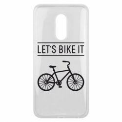 Чехол для Meizu 16 plus Let's Bike It - FatLine
