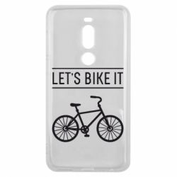 Чехол для Meizu V8 Pro Let's Bike It - FatLine