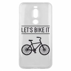 Чехол для Meizu X8 Let's Bike It - FatLine