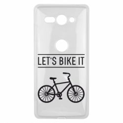 Чехол для Sony Xperia XZ2 Compact Let's Bike It - FatLine