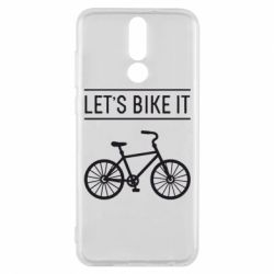Чехол для Huawei Mate 10 Lite Let's Bike It - FatLine