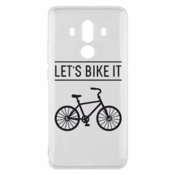 Чехол для Huawei Mate 10 Pro Let's Bike It - FatLine