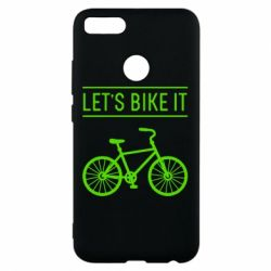 Чехол для Xiaomi Mi A1 Let's Bike It - FatLine