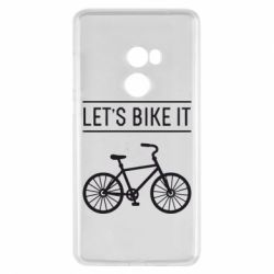 Чехол для Xiaomi Mi Mix 2 Let's Bike It - FatLine