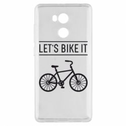 Чехол для Xiaomi Redmi 4 Pro/Prime Let's Bike It - FatLine