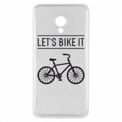 Чехол для Meizu M5 Let's Bike It - FatLine