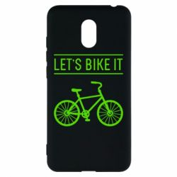 Чехол для Meizu M6 Let's Bike It - FatLine