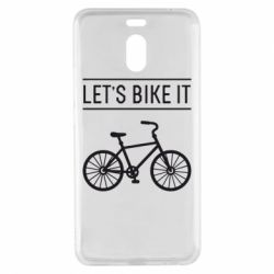 Чехол для Meizu M6 Note Let's Bike It - FatLine