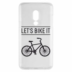 Чехол для Meizu 15 Let's Bike It - FatLine