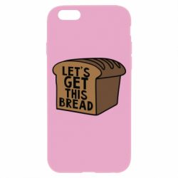 Чохол для iPhone 6/6S Let's get this bread