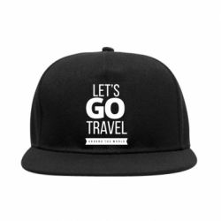 Снепбек Let's go travel around the world