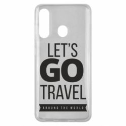 Чохол для Samsung M40 Let's go travel around the world