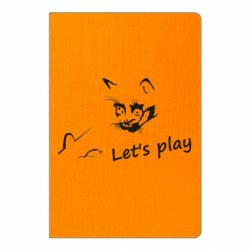 Блокнот А5 Let's play cat and mouse