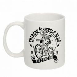Кружка 320ml Let's Ride Bike