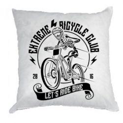 Подушка Let's Ride Bike