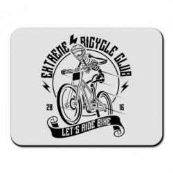 Килимок для миші Let's Ride Bike