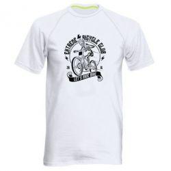 Чоловіча спортивна футболка Let's Ride Bike